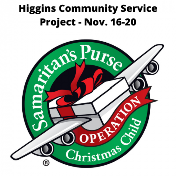Higgins Community Service Project