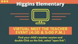 Virtual Meet the Teacher
