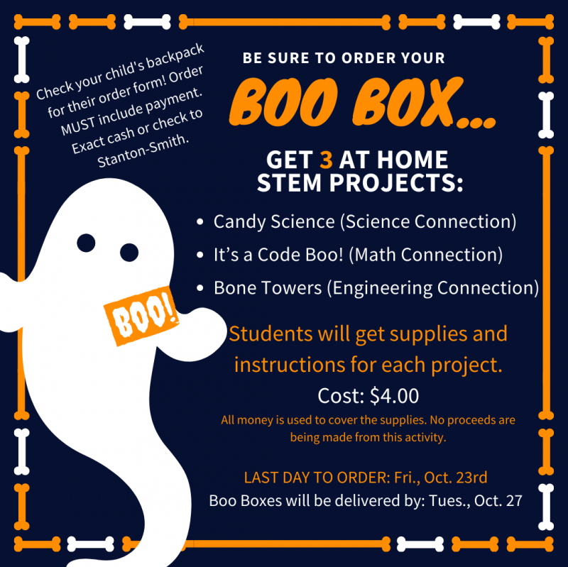 Order Your Boo Box