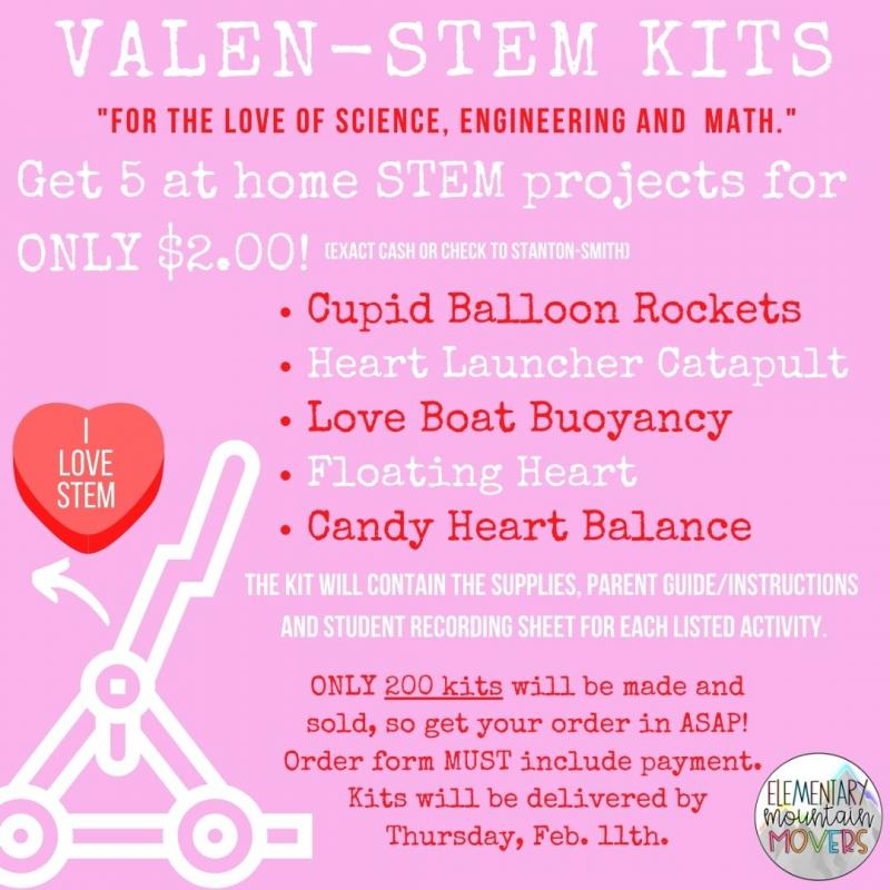 Valen-STEM Kits