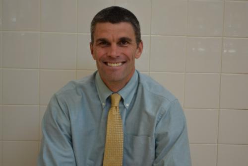 Principal Greg Dean