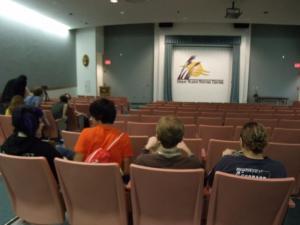 Great Plains Nature Center auditorium