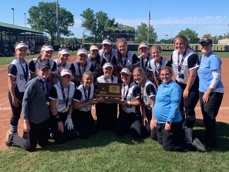 TIGER SOFTBALL FINISHES 3RD IN STATE!