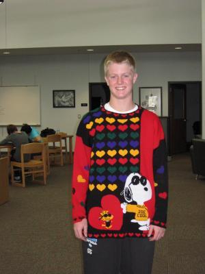 9th Grade Winner - Cameron B.