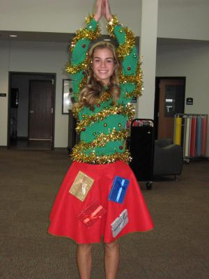 10th Grade Winner - Claire H. - 2 Time Winner