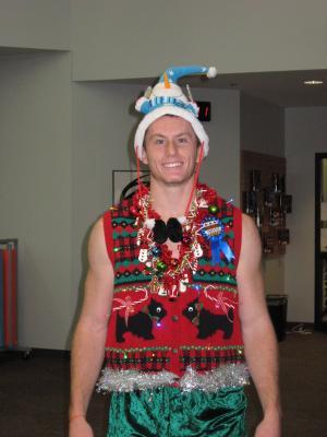 12th Grade Winner - Michael O. - 3 Time Winner - 4 Costume Changes
