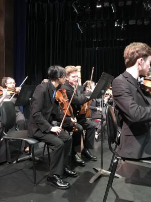 kMEA District Orchestra Concert 2019