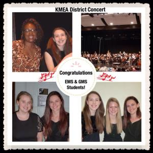 KMEA District Concert 2015