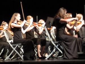 2015-2016 Fall Orchestra Concert