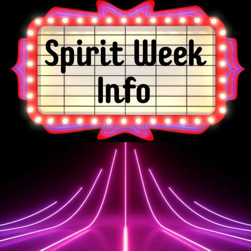 spirit week info