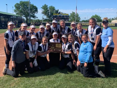 5A 3RD PLACE STATE CHAMPS