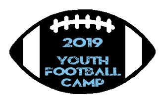 2019 EHS YOUTH Football Camp