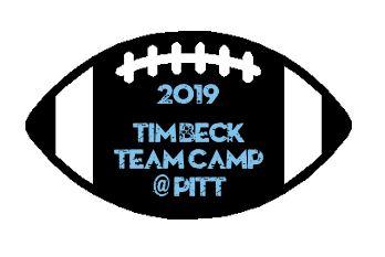 2019 Team Camp @ PITT