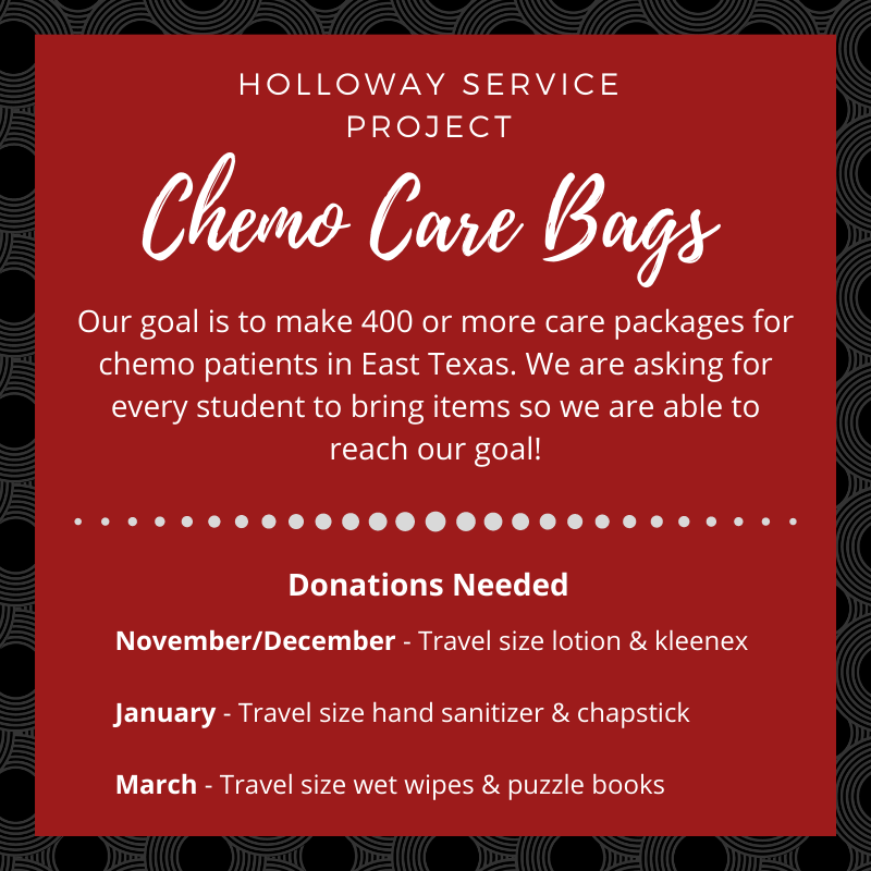 Chemo Care Bags