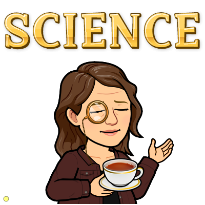 science bitmoji