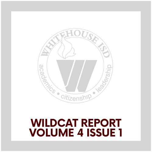 Wildcat Report Volume 4 Issue 1
