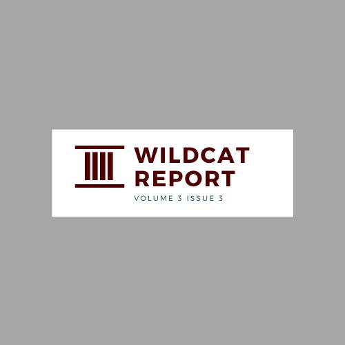 Wildcat Report Volume 3 Issue 3
