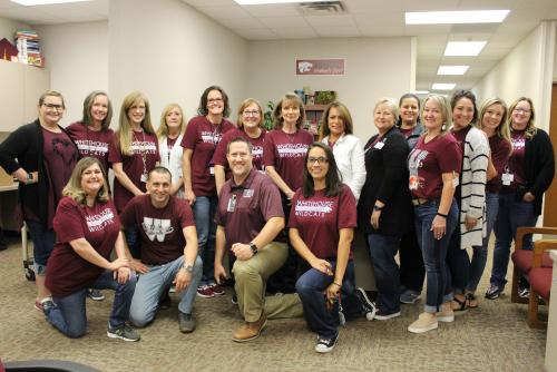 WHS Office Staff