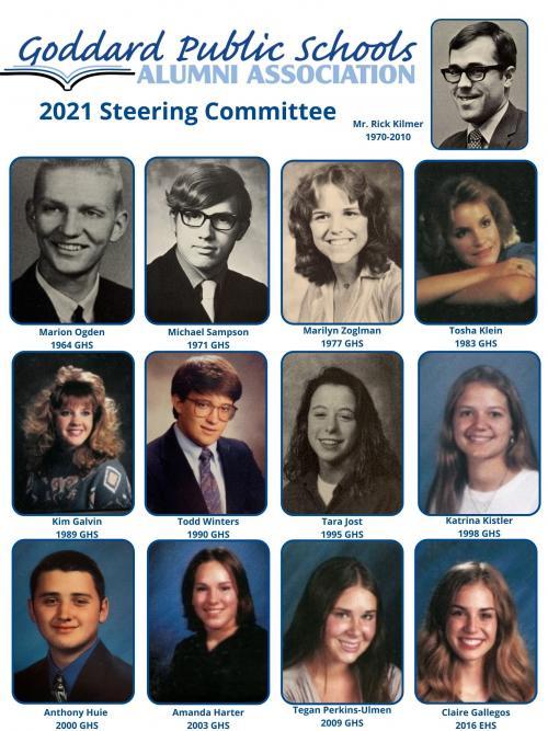 alumni steering committee
