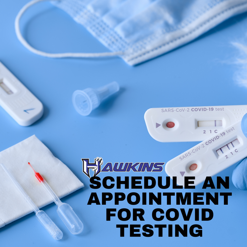 COVID-19 Rapid Testing Available