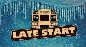 Late Start Thursday February 4th