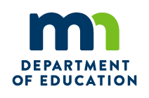 Minnesota Department of Education School Report Card