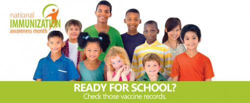 Immunization recommendations from MDE