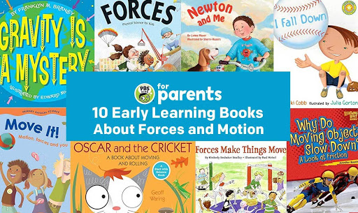 10 Early Learning Books