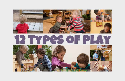 12 types of play