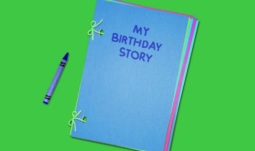 my birthday story