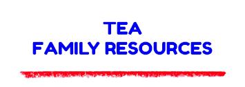 TEA Family Resources