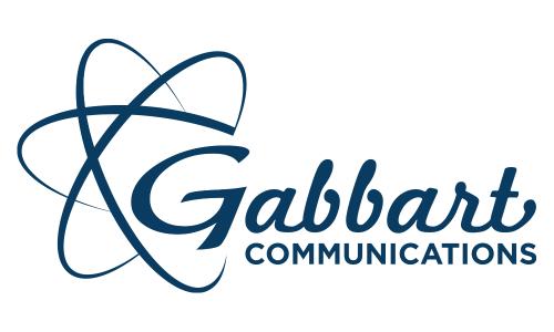 logo for gabbart communications