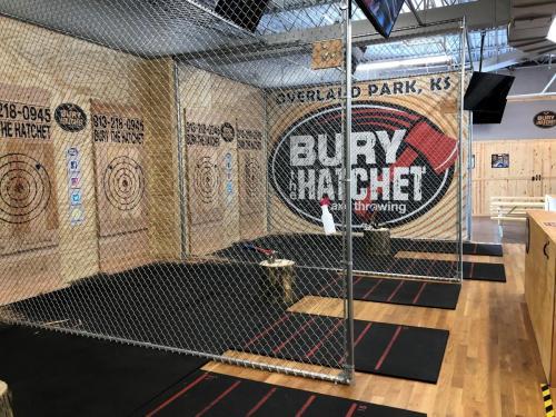 Inside Bury the Hatchet