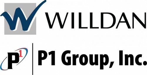 logo for p1/wildan group