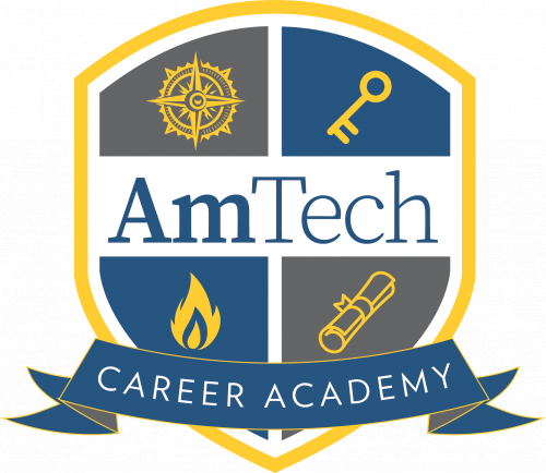 AmTech Career Academy logo