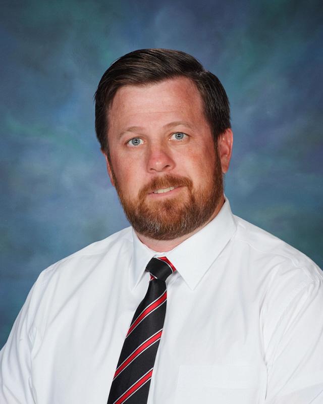 CHAD GARDNER, ASSISTANT HIGH SCHOOL PRINCIPAL