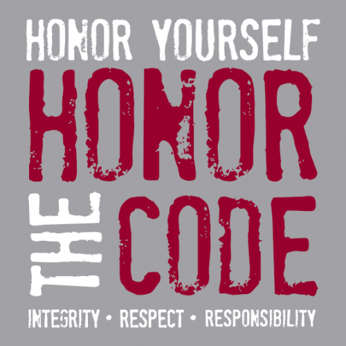 honor yourself honor the code