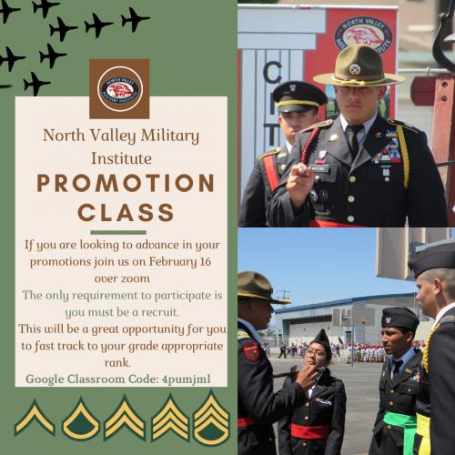 Promotion Class