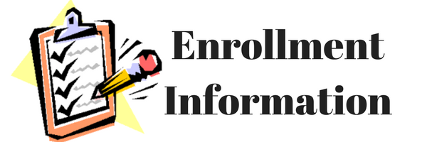More information about Enrollment