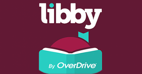 Libby, by Overdrive