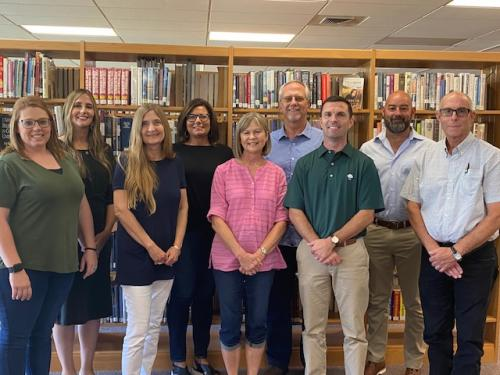 Olney Community Library Board of Directors
