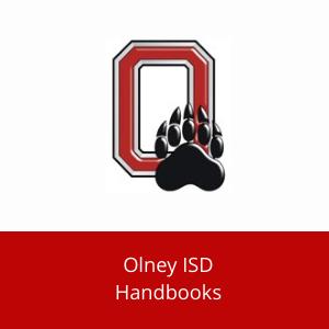Olney ISD Handbooks