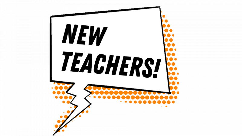 Meet the New Teachers at AHS