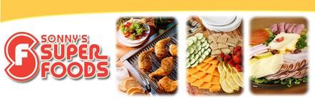 Sonny's Super Foods logo