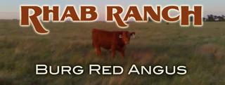 Rhab Ranch logo