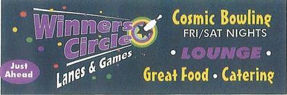 Winners Circle logo