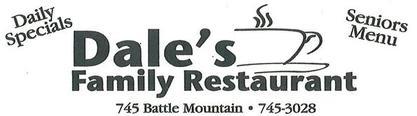 Dale's Family Restaurant logo