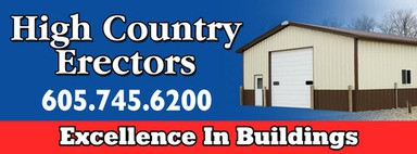 High Country Erectors logo