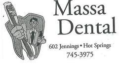 Massa Dental logo