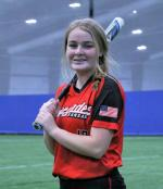 Infield/Outfield #12 - Whitney Stonestreet photo